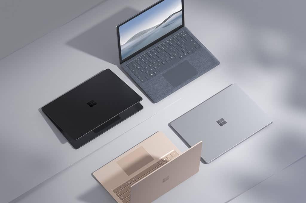 Microsoft lanza la Surface Laptop 4 y nuevos accesorios