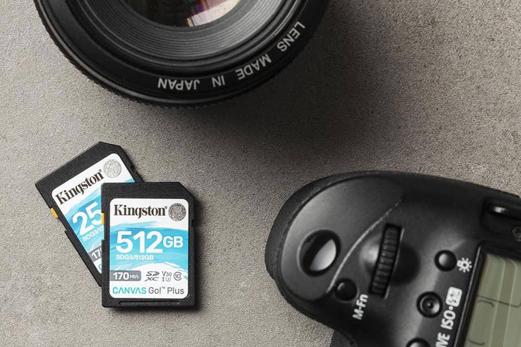Cuatro aspectos a considerar al hacerse con una tarjeta de memoria especial para archivos en 4K