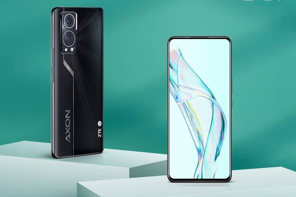 ZTE lanza el smartphone Axon 30 con cámara bajo la pantalla