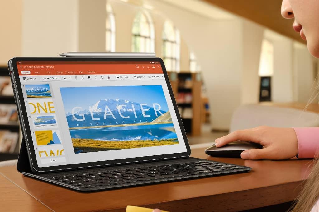 HUAWEI MatePad 11 ofrece más funcionalidades para el trabajo