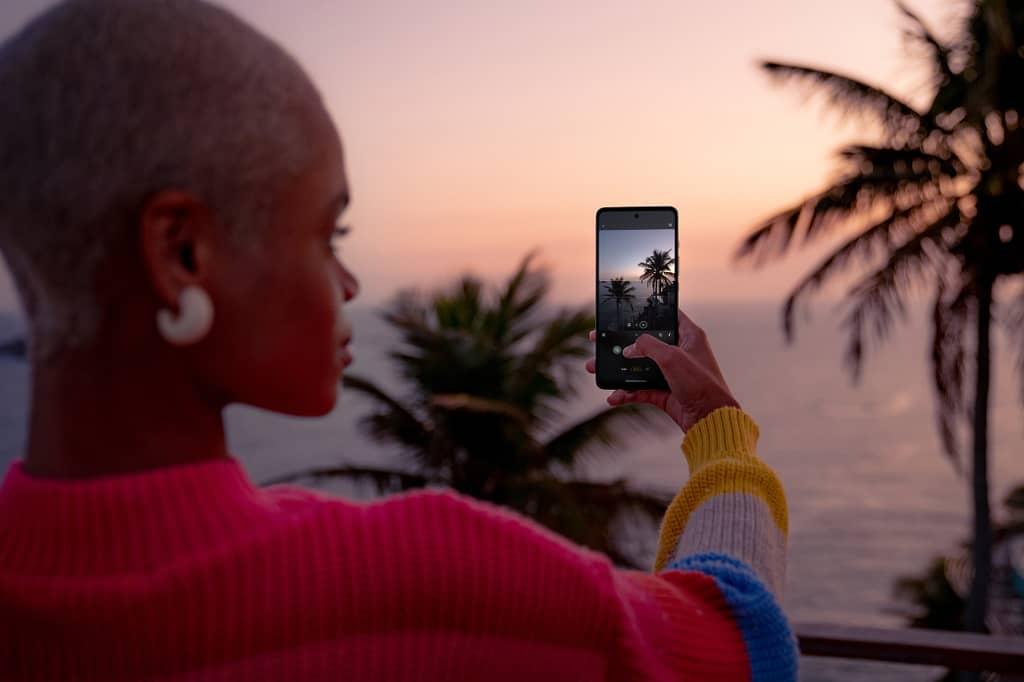 Muévete más rápido con el nuevo Motorola G60