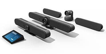 Logitech lanza sus soluciones para videoconferencias de última generación