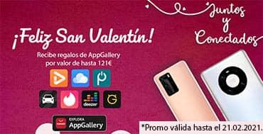 Juntos y Conectados es la nueva campaña de Huawei para San Valentín