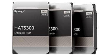 Synology ha lanzado sus primeros discos duros SATA empresariales especialmente pensados para maximizar el rendimiento de sus NAS
