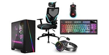 MCR expande su portafolio de productos gaming con las marcas del grupo BIOMAG