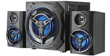 El altavoz Woxter Big Bass 500 R V1.0 ofrece gran calidad de sonido a un precio asequible