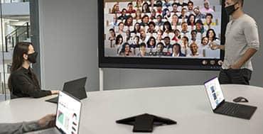 Ha llegado a España la Surface Hub 2S de 85 pulgadas para impulsar nuevos modos de colaboración