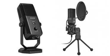 Woxter Mic Studio 60 y Studio 100 Pro R mejoran el audio de las transmisiones de vídeo online