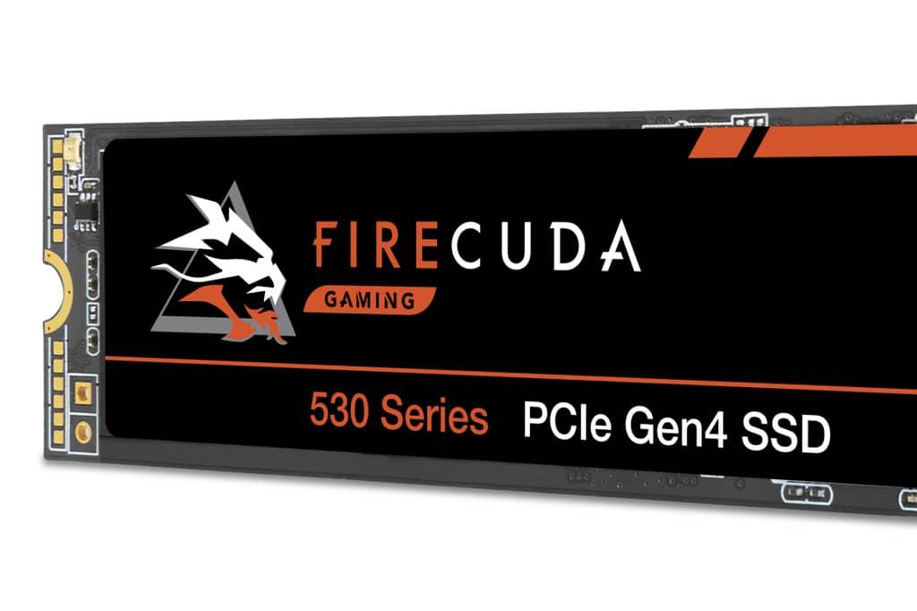 Seagate ofrece más rendimiento con la SSD FireCuda 530
