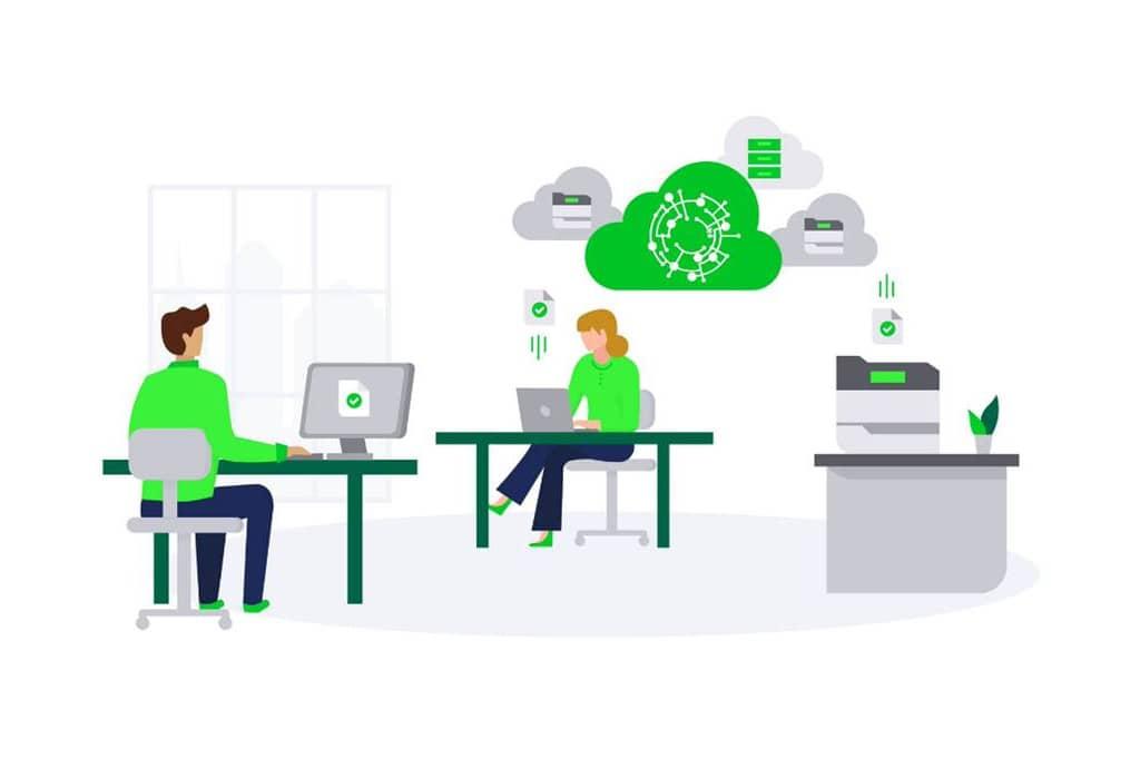 Lexmark mejora sus ofertas cloud para facilitar el teletrabajo de usuarios finales y partners