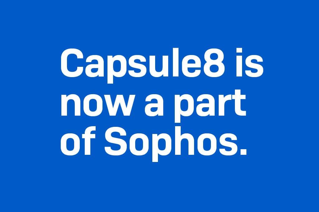 Sophos integra Capsule8 para ampliar la protección a servidores Linux