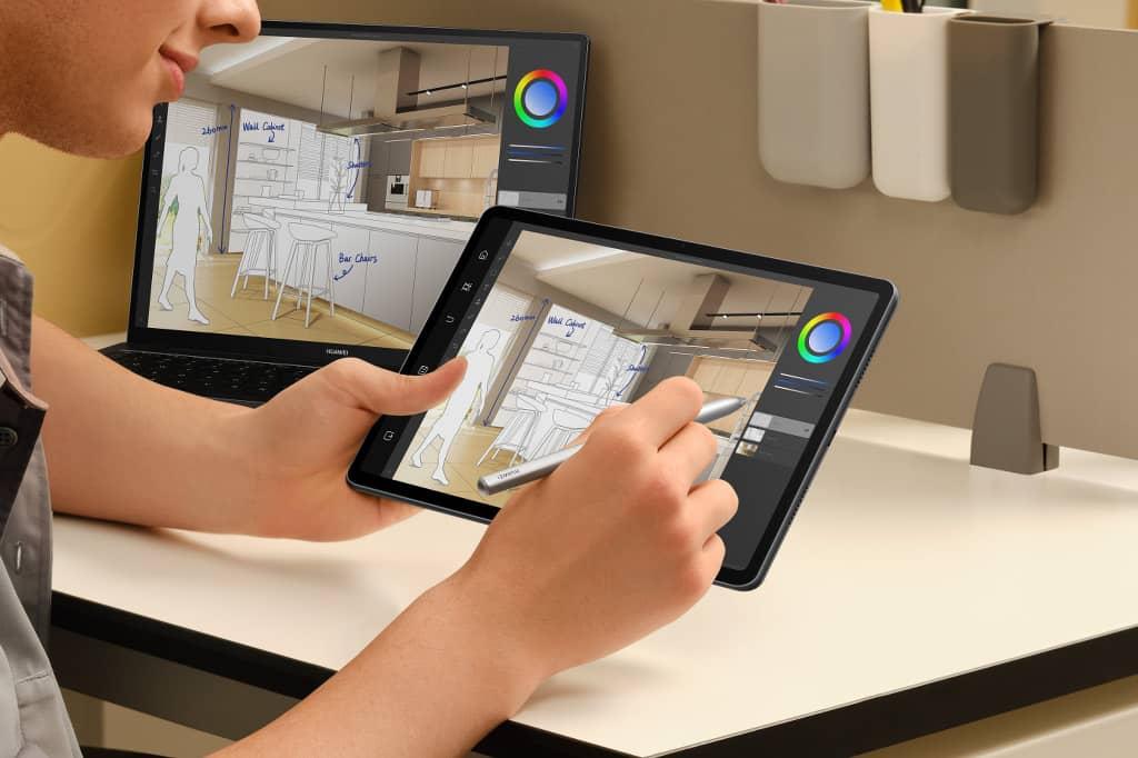HUAWEI MatePad 11 llega con el M-Pencil de 2ª generación