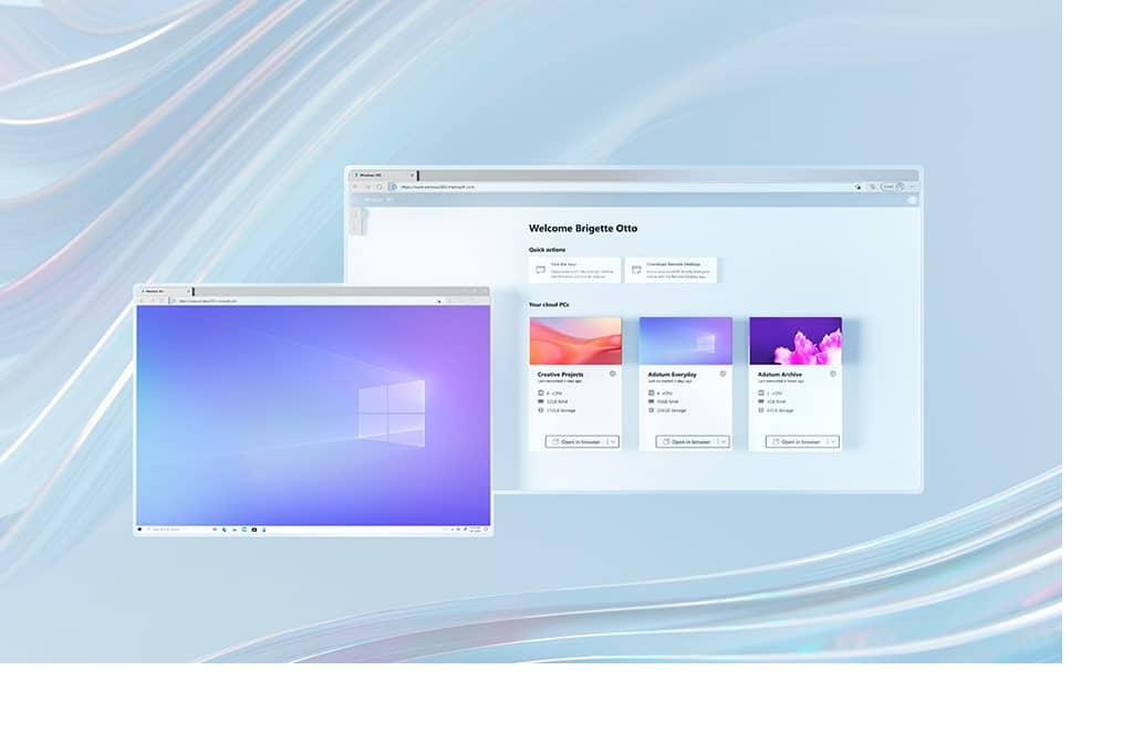 Windows 365, una nueva categoría informática