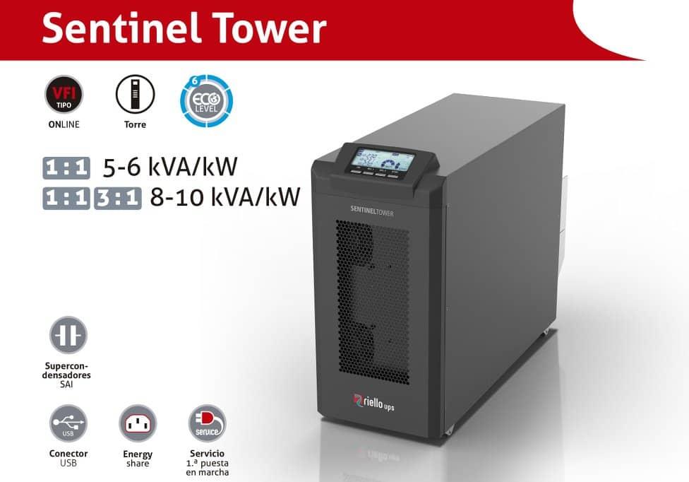 Sentinel Tower se posiciona como el SAI más destacado del mercado