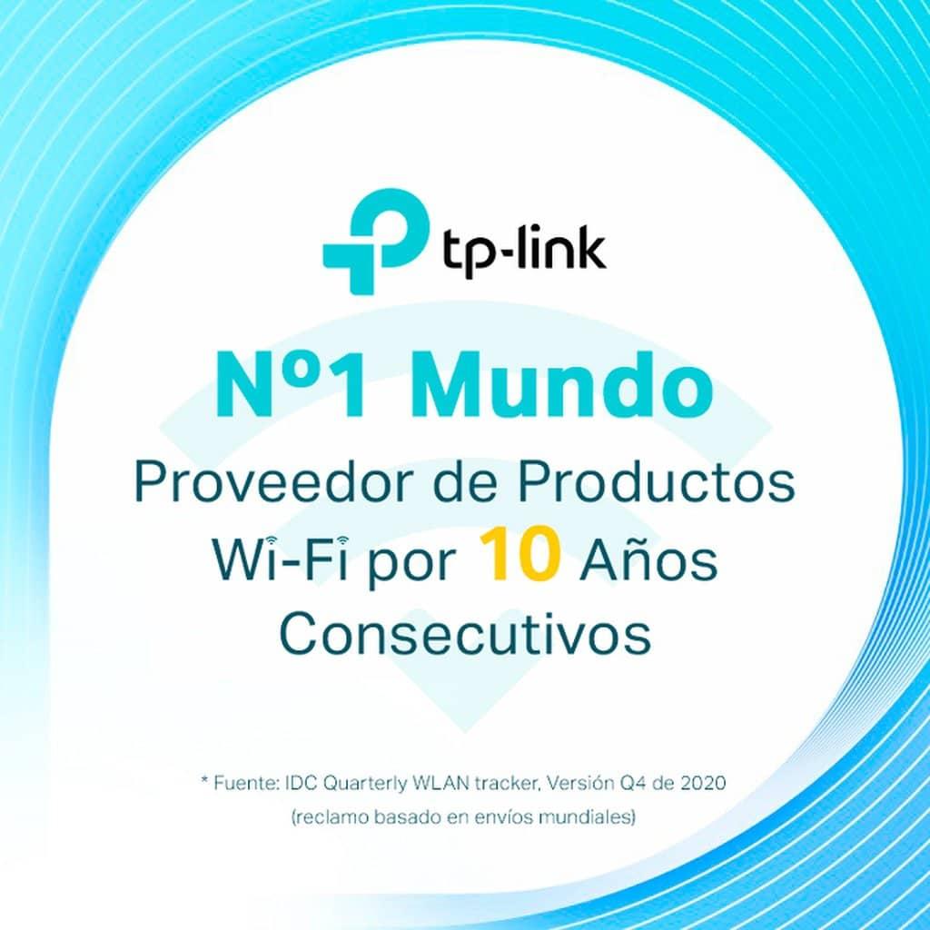 TP-Link se convierte en el primer proveedor global de productos Wi-Fi