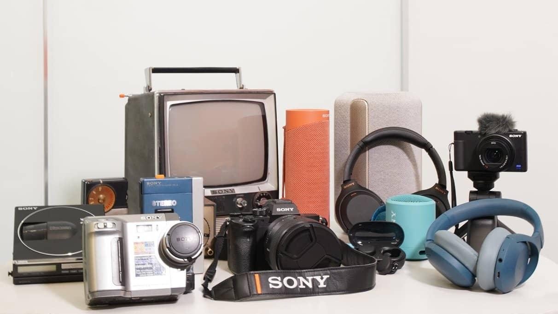 Sony celebra sus 75 años ofreciendo la tecnología más innovadora