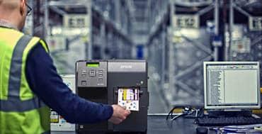 BlueStar ha ampliado su oferta de productos gracias a las nuevas impresoras de etiquetas en color de Epson