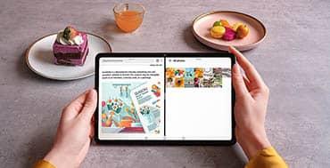 La nueva HUAWEI MatePad 10.4 New Edition cuenta con WIFI 6, nuevas características multimedia y rendimiento más potente
