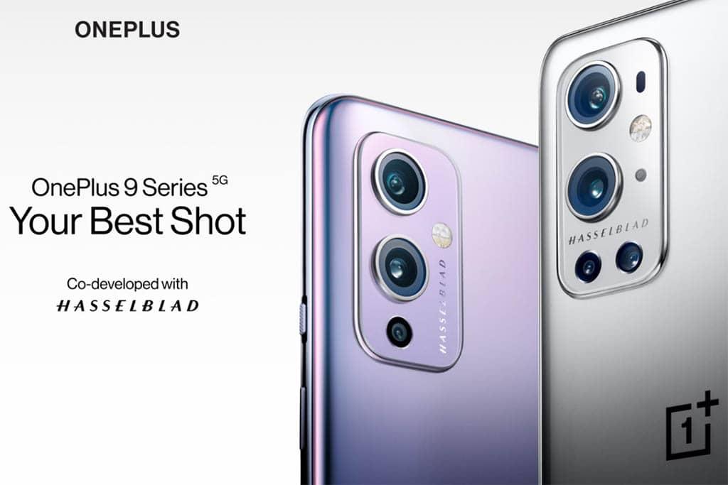 OnePlus presenta sus nuevos smartphones de la familia OnePlus 9
