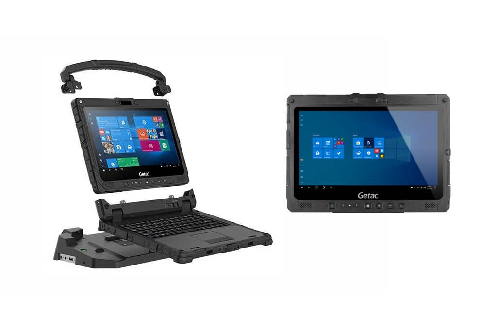 Las nuevas tablets robustas K120 de Getac combinan versatilidad y rendimiento superior para garantizar la productividad en el terreno