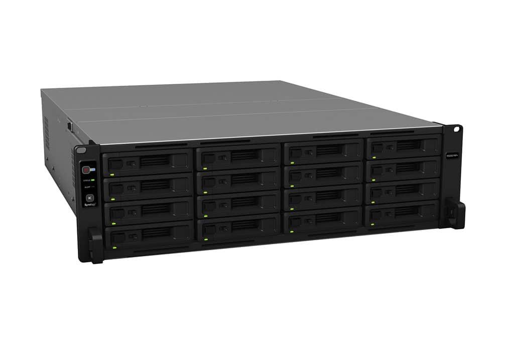 Nuevos modelos RackStation RS2421+ y RS2421RP+  de Synology llegan al mercado