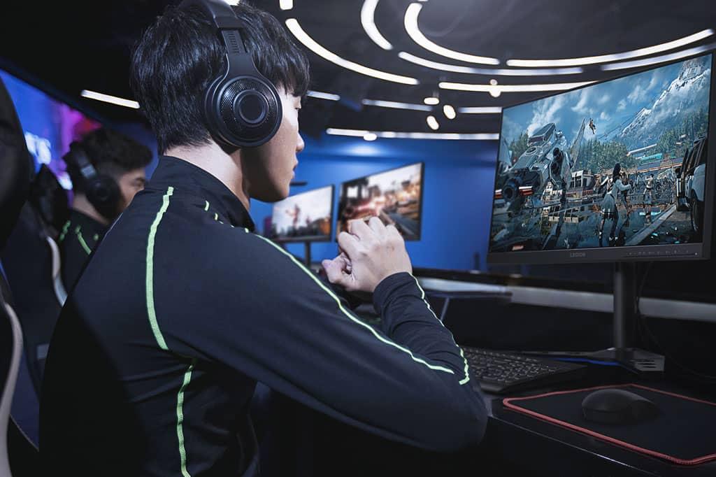 Llegan los PC de gaming Lenovo Legion con nuevos procesadores Intel Core y un monitor con alta tasa de refresco, ideal para experiencias E-sports