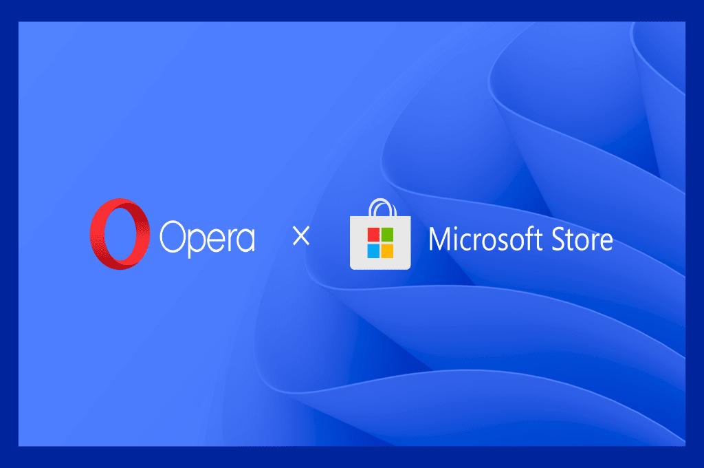 El navegador Opera, disponible a partir del 5 de octubre en Microsoft Store en Windows