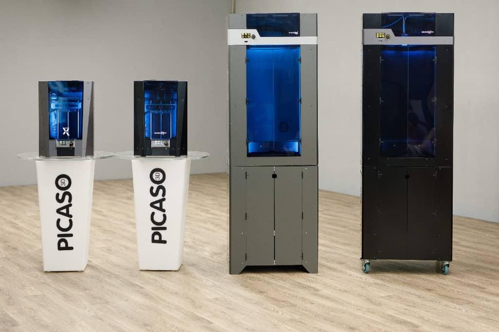 StudyPLAN, nuevo partner en España para las impresoras 3D profesionales de PICASO