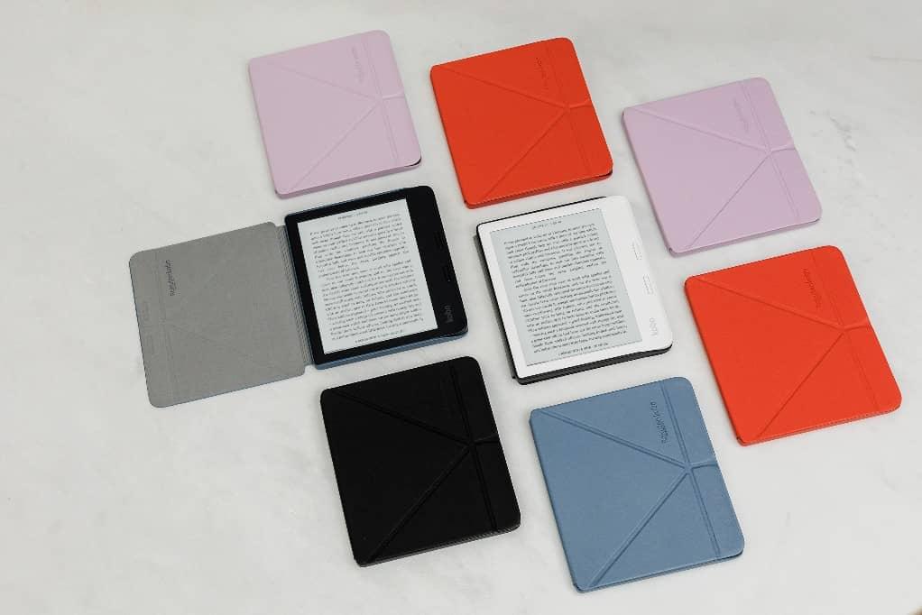 Kobo Sage y Kobo Libra 2, los nuevos eReaders con Bluetooth de Kobo by Fnac