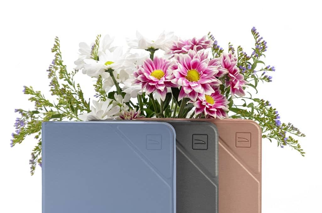 La eco-cover Tucano Metal, un toque de frescura para proteger al nuevo iPad Mini
