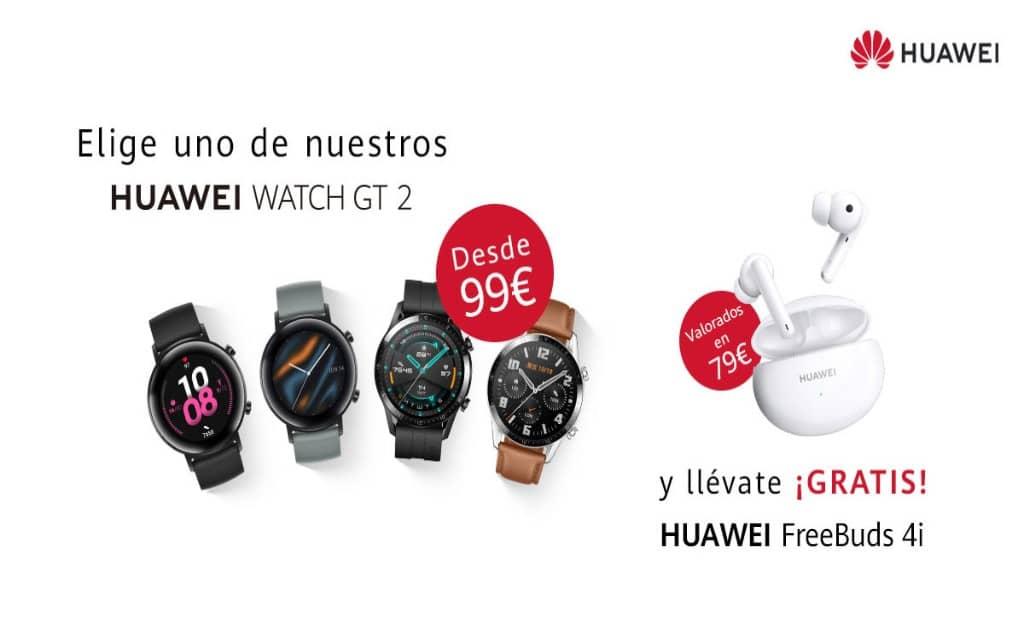 Regresar a la rutina deportiva es sencillo con la Serie HUAWEI Watch GT 2