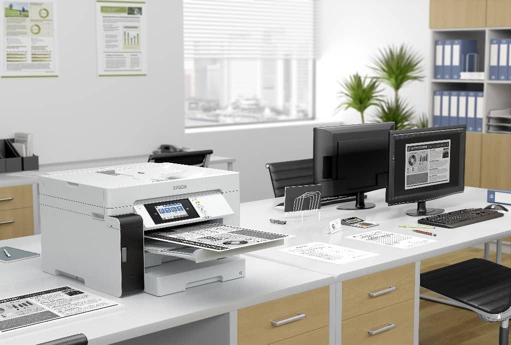 Epson mejora su gama de impresoras EcoTank para entorno doméstico