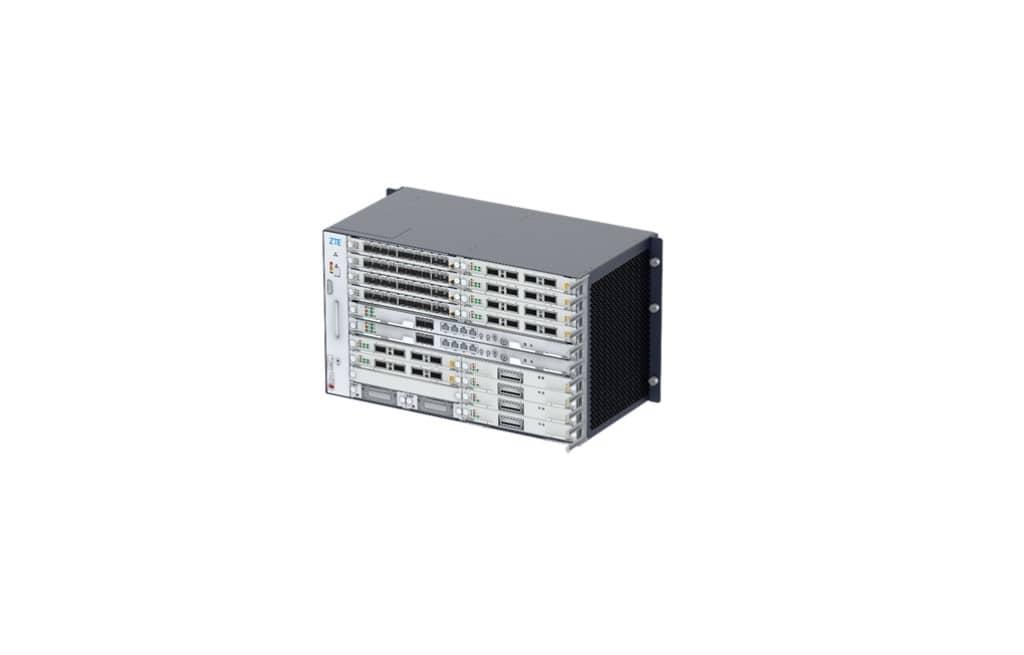 ZTE ofrece una nueva generación de routers y switches ópticos compactos