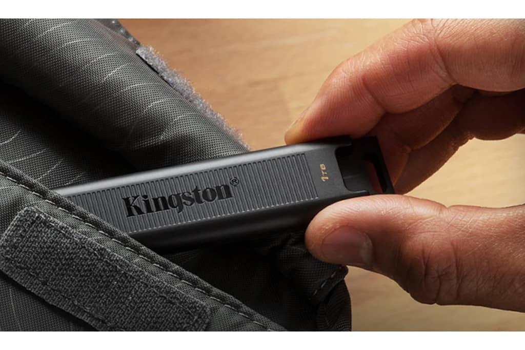 Kingston Digital lanza un nuevo USB de alto rendimiento