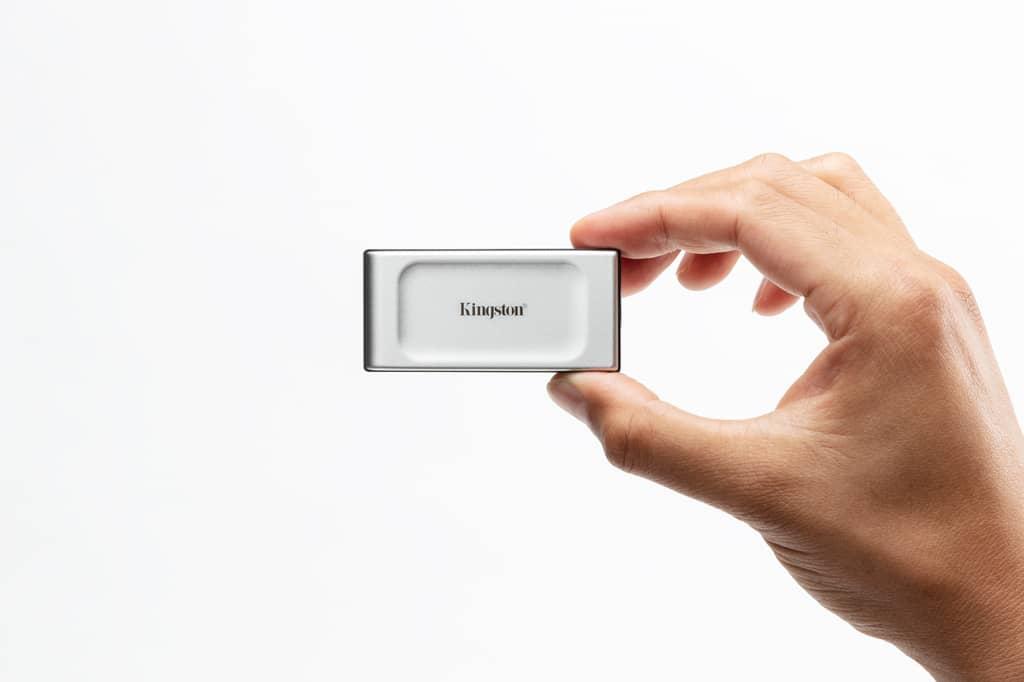 Kingston Digital lanza la unidad SSD portátil XS2000