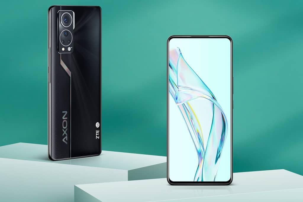 El smartphone ZTE Axon 30 llega a Europa
