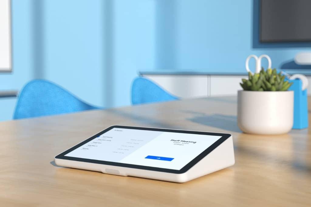Logitech mejora el control táctil para las salas de reuniones
