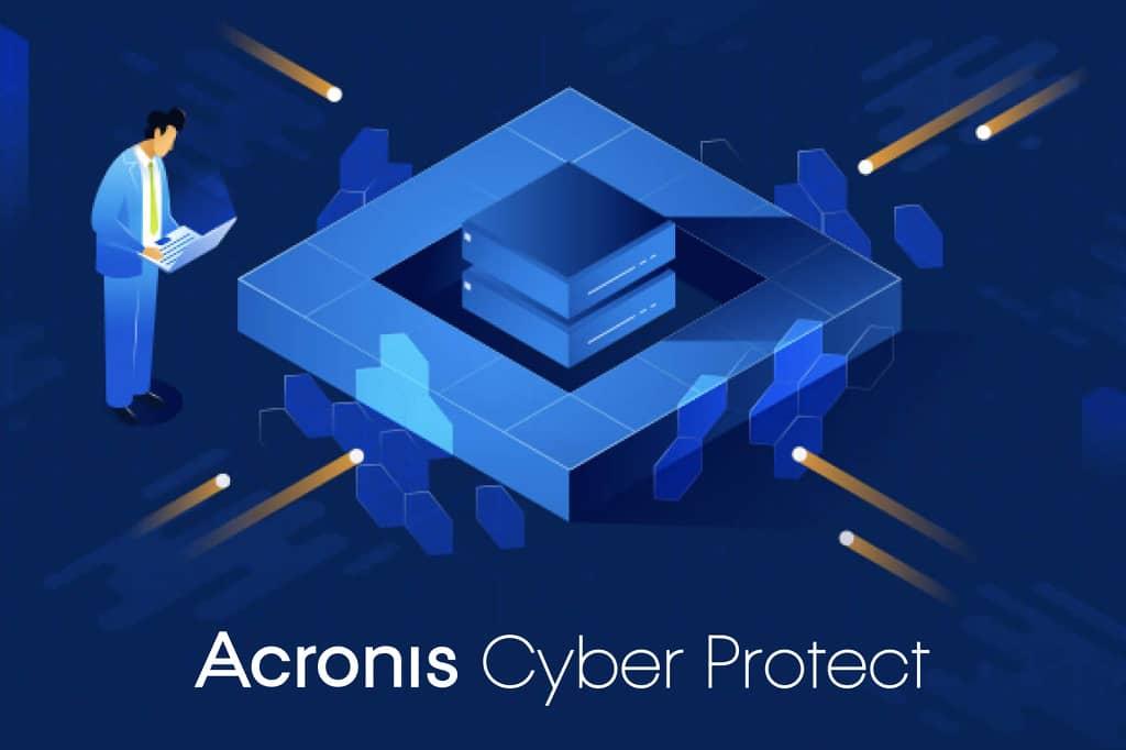 MCR amplía la ciberseguridad con Acronis