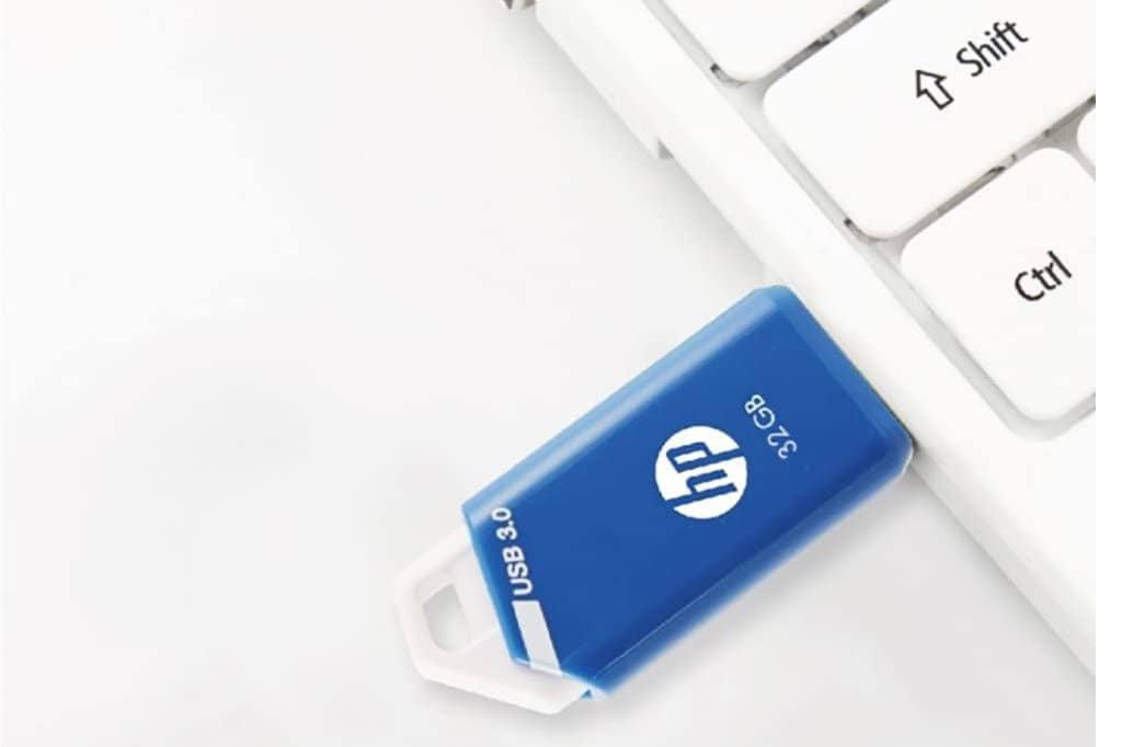 Dos nuevos USB de PNY en colaboración con HP