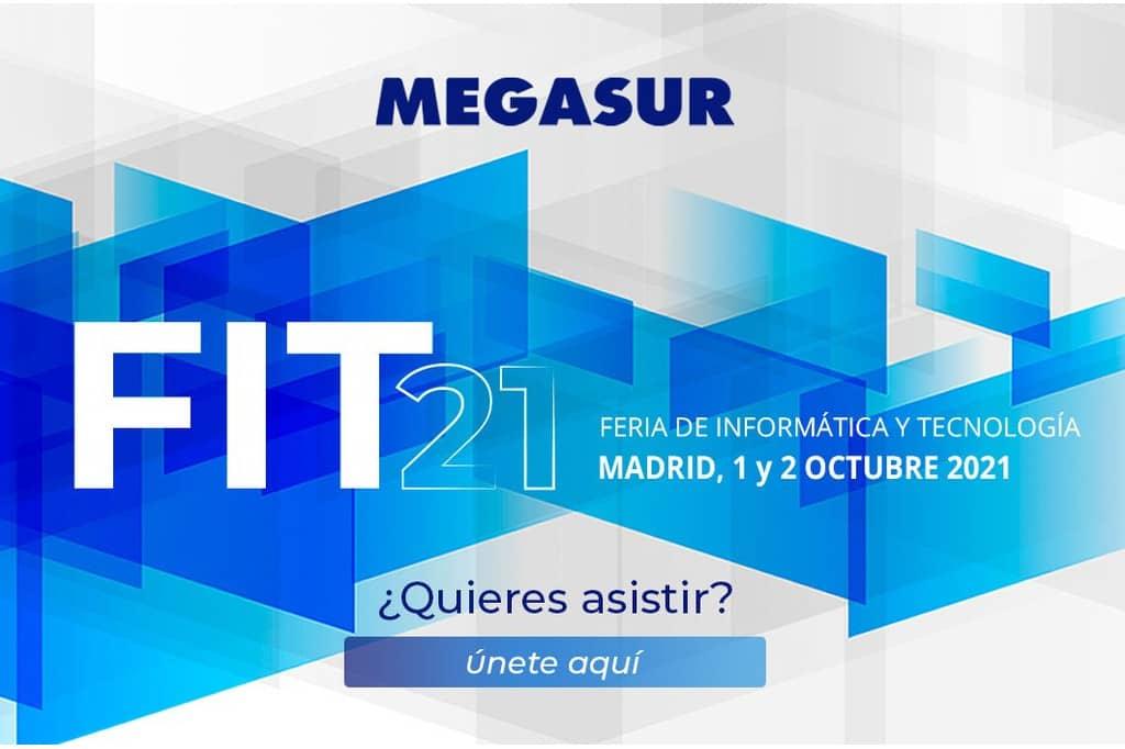 Megasur celebra el FIT 21, la Feria de Informática y Tecnología