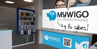 MyWiGo smartphones tendrá a finales de 2015 más de 300 tiendas oficiales