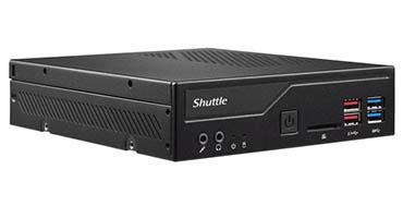 Shuttle anunció el renovado DH370 un Mini PC de 1,3 litros  apto para procesadores Intel Hexa-Core de 8ª generación