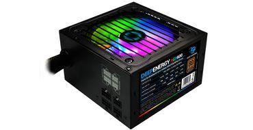 Fuente de alimentación gaming DeepEnergy RGB600