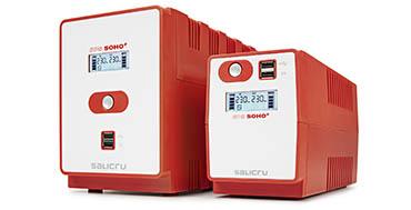 Salicru renueva su serie SPS SOHO +, la solución óptima de protección eléctrica para sistemas y entornos ofimáticos